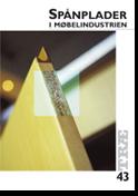 TRÆ 43, Spånplader i møbelindustrien