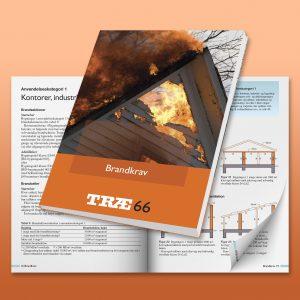 TRÆ 66 Brandkrav