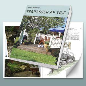 Terasser af træ