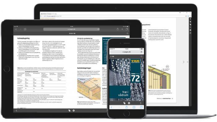 Alle Træinformations publikationer online