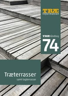 TRÆ 74 Træterrasser samt tagterrasser