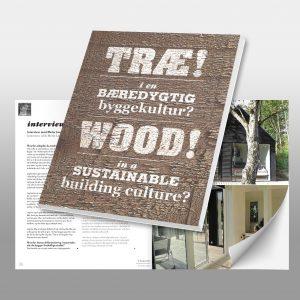 Træ i en bæredygtig byggekultur